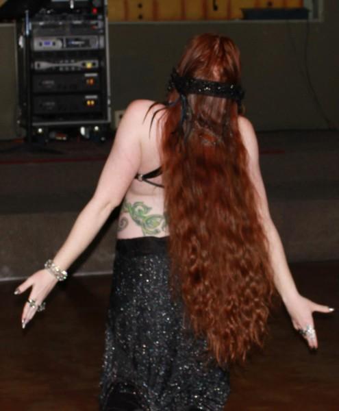 Adventures With Overtone Sophia Ravenna Belly Dance