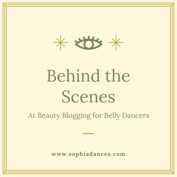 What goes into a beauty blog?