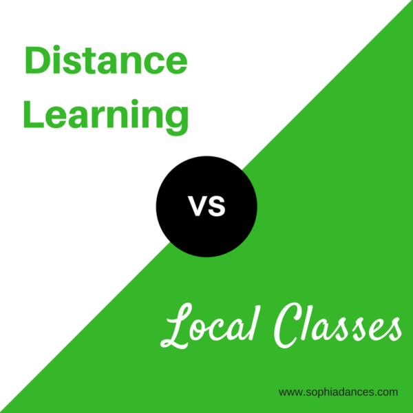 Distance Learning vs Local Classes